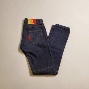 Somet Taisai Co. Ltd Moto Style Denim